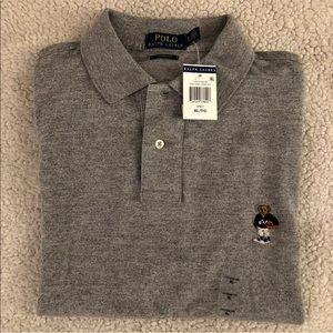 d791752c2 Polo by Ralph Lauren Shirts - POLO RALPH LAUREN Custom Fit Shirt Basketball  Bear
